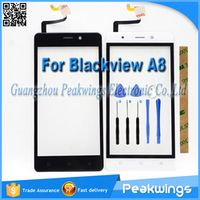 """5.0""""inch Touch Sensor For Blackview A8 Touch Screen Digitizer Panel With 3M Sticker Free"""