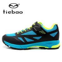 TIEBAO MTB Mountain Road Bike Shoes Breathable Bicycle Cycling Athletic Men Women