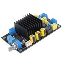 YJHiFi STA508 Amplifier Board Class D 2 Channel 80W for Car with Track Number