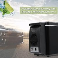 Ownice 6L Vehicle Portable Mini Car Fridge Freezer Dual-use Cooling Warming Icebox