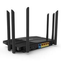 WiFi Roteador 1000M Wireless Router TP LINK Dual Band WIFI Repeater WDR7500 WIFI Booster