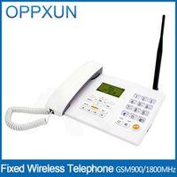 oppxun Landline gsm telefono inalambrico radio tele phones elefone sem fio