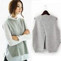 YOUZHAOXIANG Women Spring Autumn Cashmere Knitted