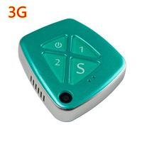 Toogee 3G Mini GPS Tracker Real Time Tracking SOS Alarm Platform for Kids Elderly