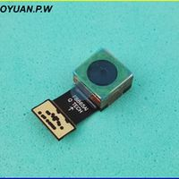 HAOYUAN.P.W New Rear Main Back Camera Module With Flex Cable Ribbon Replacement Part For Lenovo S860