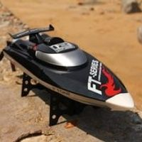Hot Sale New FT012 Upgraded FT009 2.4G Brushless RC Remote Control Racing Boat Toy