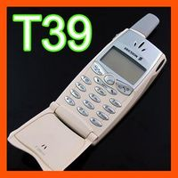 The World's First Bluetooth Phone Original Ericsson T39 Cellphone Refurbished Repainted housing