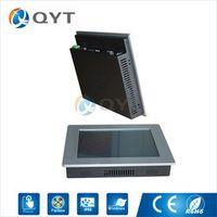 12 inch Mini Windows 7/8/10 Core i5 3337U 1RS232 1LAN 4USB industrial PC Rugged