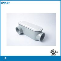 "UL listed conduit body LR75 3/4"""
