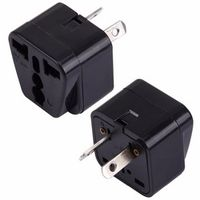 haweel WD-17 Portable Universal Plug to AU Adapter Power Socket Travel Converter