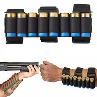 Kinsmirat 21x5 cm hunting Shot Shell Tactical Conveyor 8 rounds Sleeve Forearm Mag