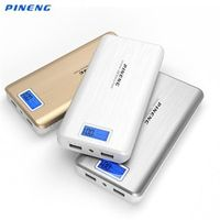PN999 PINENG External Battery Portable Charger 20000mAh Power Bank Quick Charging