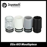 100% Original Joyetech eGo AIO Mouthpiece Mouth Drips for eGo AIO Atomizer E cigarettes Accessories 5pcs/lot