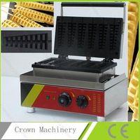 Belgian lolly waffle maker shapes for sale; Christmas tree cake machine; pine shape waffle baker
