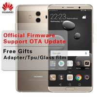 International ROM Huawei Mate 10 Android 8.0 Dual Leica Camera 20MP 3D Curved Glass