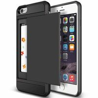mksup Hybrid Tough Capa Case For Apple iphone 5 5S SE 6 6S 7 8 Plus for iphone X