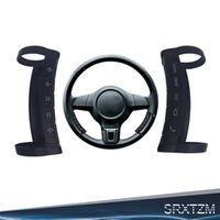 SRXTZM Steering Wheel Remote Control Wireless Bluetooth Media Button For Car