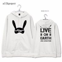 ALLKPOPER KPOP BAP Hooded Sweatershirt Kawaii Unisex