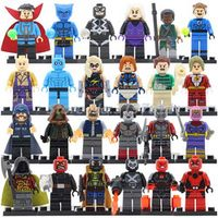 KAZI Single Sale Marvel DC Death Squads Super Hero