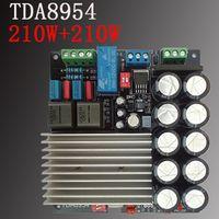 Kaisaya Ultra TDA8950 TDA8954 210W amplifier board fever finished 2.0 after