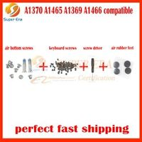 A1370 A1465 bottom screws for macbook air 11'' 13'' A1369 A1466 keyboard screws bottom lower cover rubber foot feet