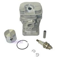 Pouvoir 41mm Cylinder Piston Kit Fit PARTNER 350 351 370 390 420 Poulan 220 221