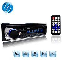 Viecar Car Radio Stereo MP3 Player Digital Bluetooth 60Wx4 FM Audio Music USB / SD