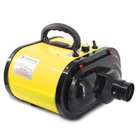 Double Motor Water Blowing Machine 3200w Two Speed Grooming