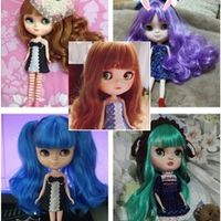 ICY same as Blyth doll with makeup lower suitable for