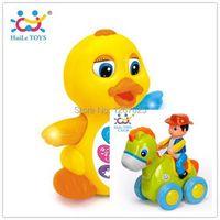 HUILE TOYS Puzzle Brinquedos Baby Eletricos Bebe Action