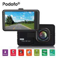 Podofo 3.0 inch FH06 Car DVR HD Video Recorder G-sensor Registrator Parking Camera