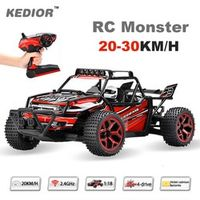 kedior Rock Off-Road Vehicle 2.4Ghz 4WD High Speed 1:18