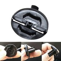 CNIKESIN 10PCS Car Fasteners clamp Headlight Clip 1248210520 for Mercedes Benz W124