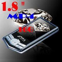 "by dhl or ems 50 pieces 16GB Slim 1.8""LCD Christmas MP4 Radio FM Player"