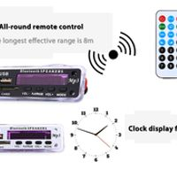 Excelvan M01BT MP3 Decoder Board Bluetooth Hands-free Call All-round Remote Control