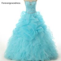 Forevergracedress Real Pictures Quinceanera Dress Gown