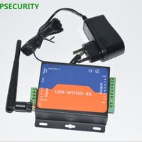LPSECURITY RJ45 LAN interface 8 outputs wifi relay board