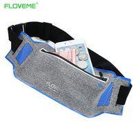 FLOVEME Universal Gym Waist Bag Running Sport for iPhone 7 7 Plus 6 6s Plus