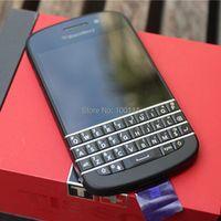 "BB Blackberry Q10 Mobile Phone unlocked 3.1"" Dual Core 8MP 2GB 16GB russian keyboard"