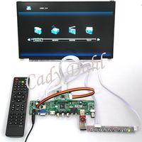 Sunvalley HDMI CVBS RF USB VGA Audio Video PC Monitor V59 Controller Board IPS