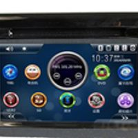 DIV Car CD Radio Audio DVD Player GPS BT Suitable For ZOTYE Z500