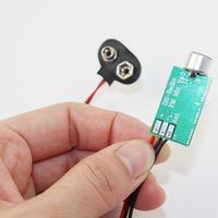 Cantonmade FMUSER FM-M01 Mini bug Micro Audio FM radio Transmitter Listener Device