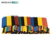 diymore 328Pcs Car Electrical Cable kits Heat Shrink Tube