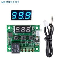 diymore W1209 DC 12V Blue LED Digital Thermostat Temperature Control Thermometer