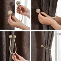 Holdback Europe Curtains Accessories Hook Hanger Decoration