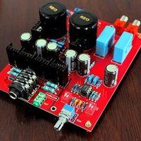 kaolanhon reference Lehmann design LM317 LM337 voltage regulator circuit NE5532