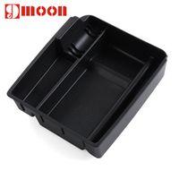 9 MOON central broadhurst armrest remoulded car glove storage box For KIA Sportage R