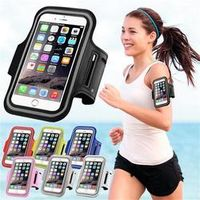 LYBALL Armband Wrist Phone Case Cover Running Jogging Pouch Brassard Sport Bag