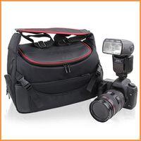 Larger Big Shoulder Camera Case Bag For Canon EOS 5D Mark II 5D Mark III 6D 7D 60D 70D 760D 750D 700D 600D