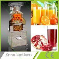 Free Shipping Full-Automatic Stainless steel orange juicer; Orange Extractor Juicer, Pomegranate Lemon Citrus Juice Machine